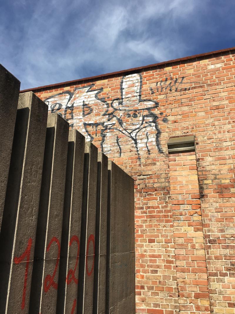 Altes Gefängnis Moabit
